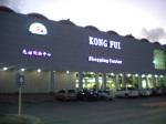 Blurry shot of Kong Fui