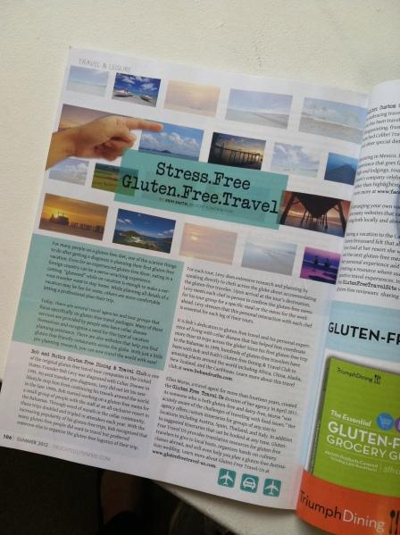 Delight Gluten-Free Magazine Summer 2012