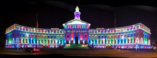 Denver in December