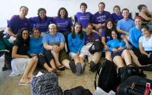 Last Group Shot Before we headed on the plane to USA