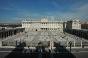 Palacio Real in Madrid (S. Amatangelo)