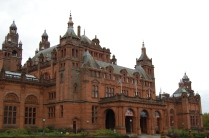 Kelvingrove Museum in Glasgow, Scotland