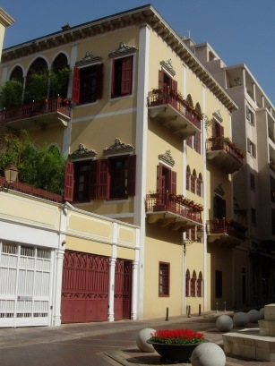 Saifi, downtown Beirut
