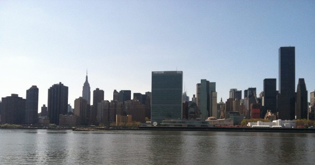 New York City from Long Island City