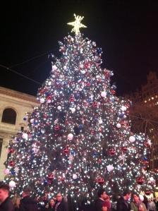 2013 Bryant Park Christmas Tree
