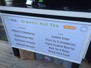 MissTea's Organic Hot Tea