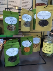 Gluten-free snacks from Blossom du Jour