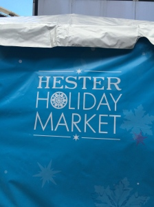 Hester Holiday Market, One Penn Plaza, NYC