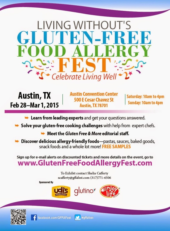 Gluten-Free Food Allergy Fest