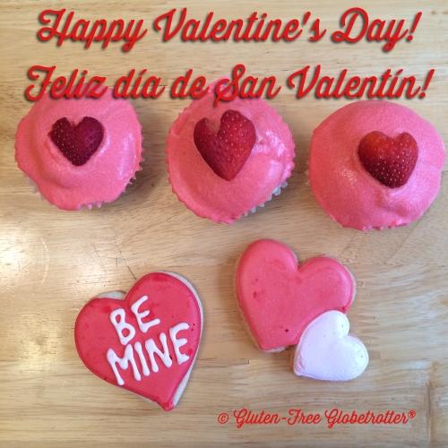 Happy Valentine's Day from Gluten-Free Globetrotter
