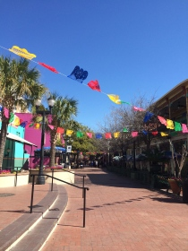 Flags at Market Square