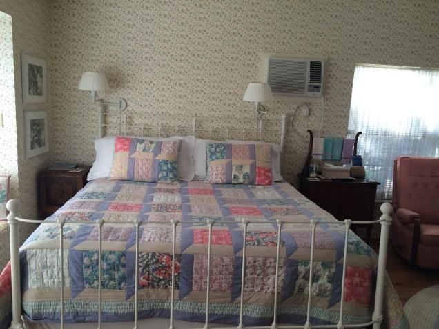 My cozy bed