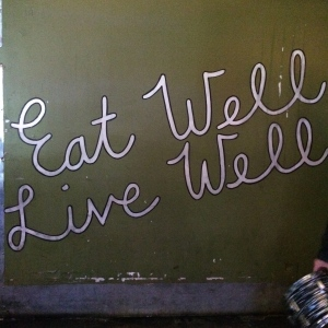 Eat Well, Live Well at The Cove