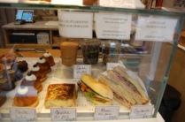 Sandwiches to go