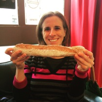 Gluten-Free Baguettes make this Gluten-Free Globetrotter very happy