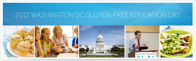 Washington DC Gluten-Free Education Day