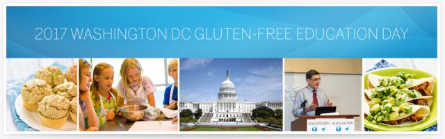 Washington DC Gluten-Free Education Day