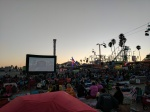 Santa Cruz Beach Boardwalk Movie Night