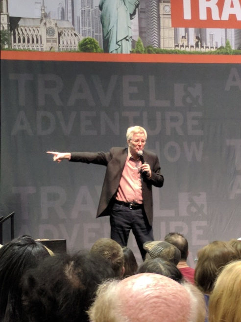 European Travel Expert (and one of my travel faves), Mr. Rick Steves