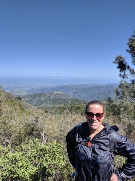 Gluten-Free Globetrotter at Mount Umunhum