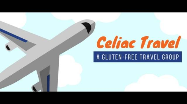 Celiac Travel on Facebook